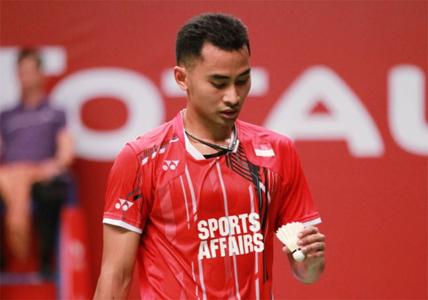 Tommy Sugiarto defeats Lee Hyun-Il for Vietnam Open title