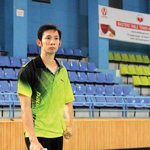 Vietnam's World No. 7 Nguyen Tien Minh tells Ashish Phadnis that he is struggling financially despite his world championship bronze.
