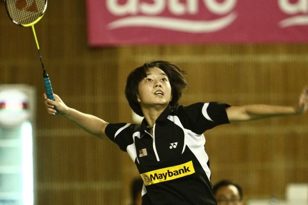 Ho Yen Mei: 'I'm determined to go all out against Jingjing tomorrow.'