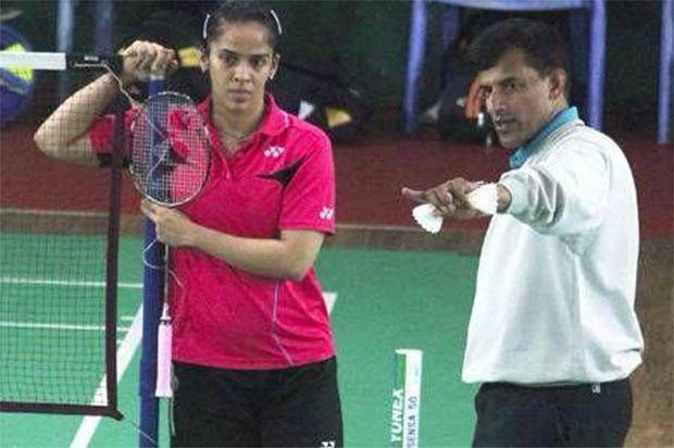 Saina Nehwal: I want Vimal Kumar at Asian Games