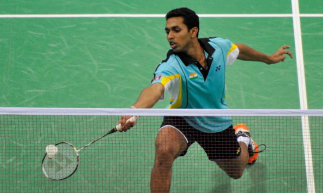 H.S. Prannoy beats Daren Liew to reach Indonesian Masters final