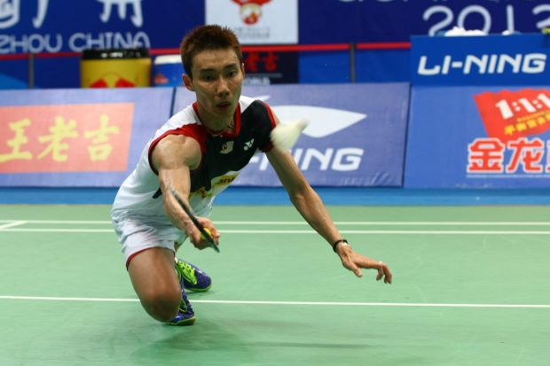 The Japan Open will be Lee Chong Wei's first real test as he guns for his fourth title – after his victories in 2007, 2010 and 2012.