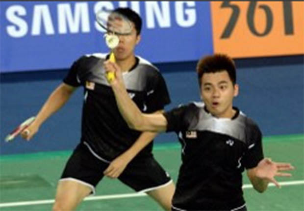 Asian Games: Goh V Shem-Tan Wee Kiong reach second round