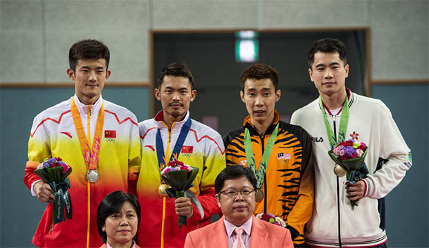 Asian Games: Lin Dan wins gold, may play until 2020 Olympics