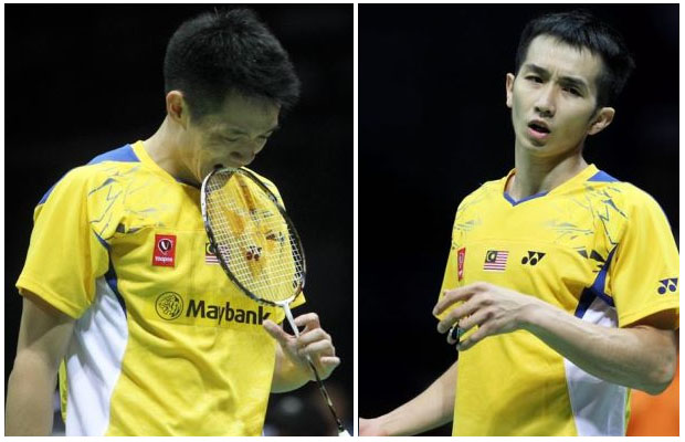 Thailand Open: Chong Wei Feng, Daren Liew make early exit again