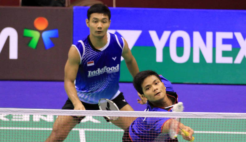 Indonesia targets two titles at Indonesia Masters GP