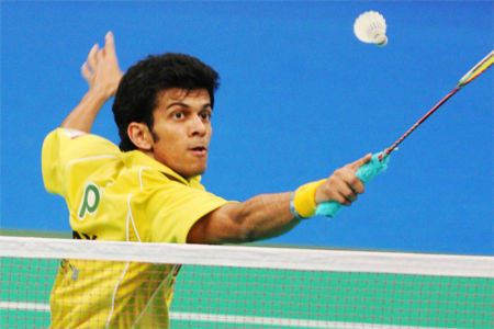India was the only country which had three shuttlers in the quarterfinal stage.