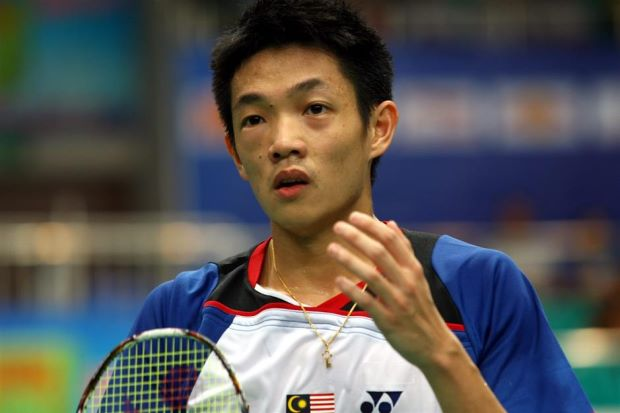 National men's singles shuttler Liew Daren's fear of his future in the national team is all gone after meeting Talent Management Group director Tan Aik Mong.