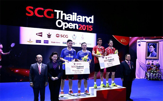 Koo Kien Keat/Tan Boon Heong fall short of Thailand Open crown