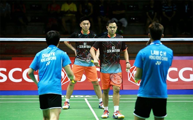 Koo Kien Keat/Tan Boon Heong still hopeful for Rio qualification