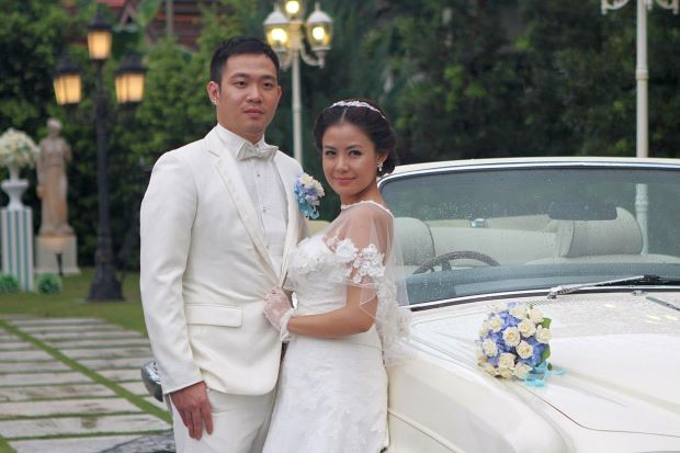A photo of newly-weds Koo Kien Keat and Audrey Tan Su Yen. Kien Keat and on-court partner Tan Boon Heong will be flying off to Odense for the Denmark Open on Sunday.