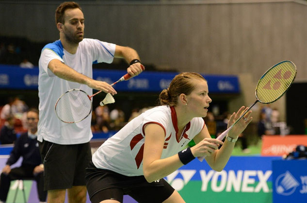 Danish victories on Day 1 of Denmark Open