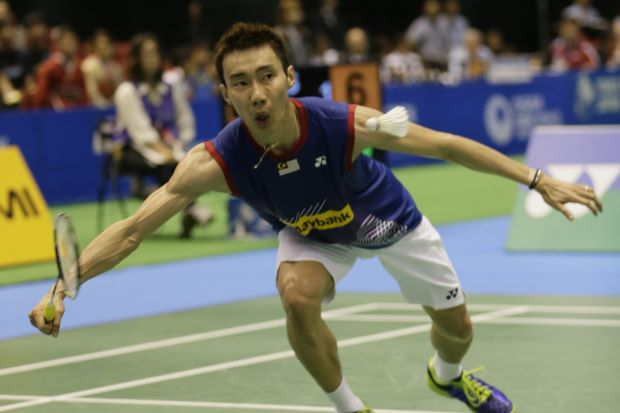 Lee Chong Wei: 'For now, my main focus is to prepare myself well before I take to the court. My condition has been good so far and I've been training well.