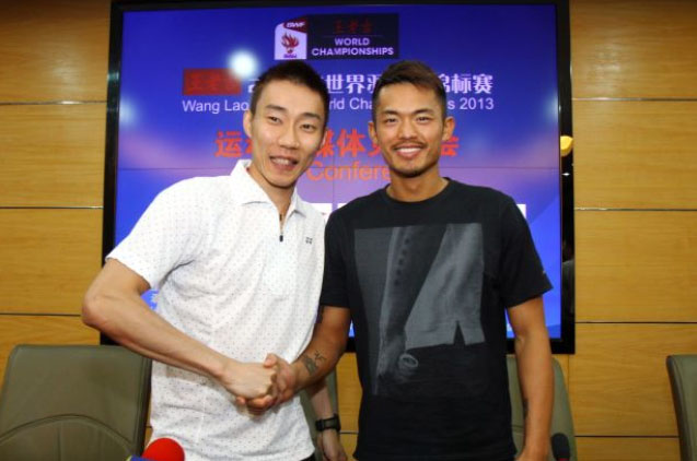 Lee Chong Wei, Lin Dan to skip French Open