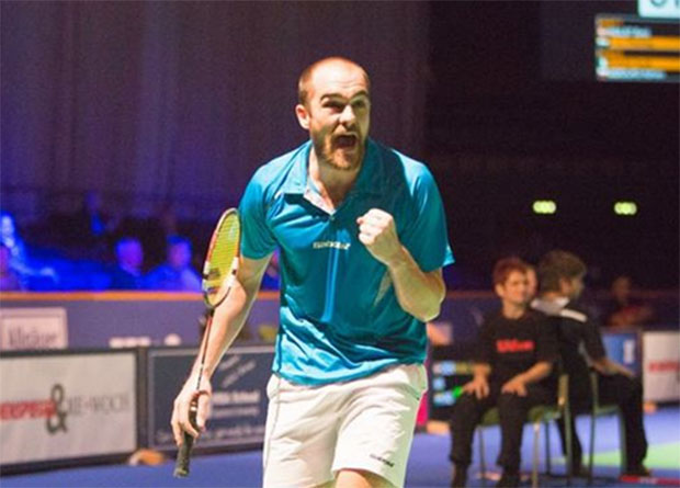 Scott Evans cruise to Bitburger Open semis