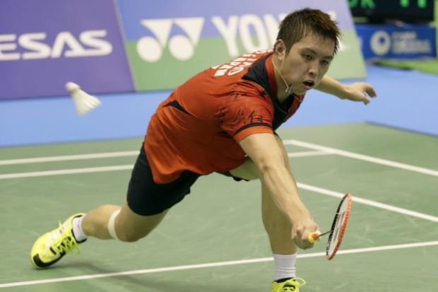 Kenichi Tago. The Japanese went lost to Denmark's Jan O Jorgensen in the French Open final.