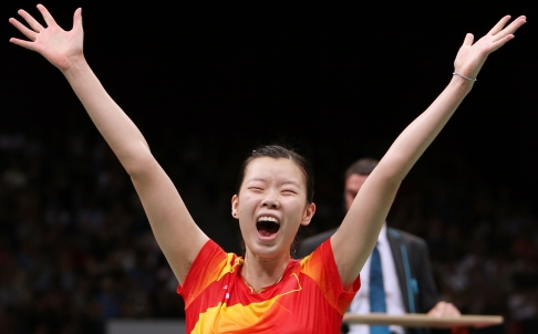 China's Li Xuerui, the London Olympic Games women's singles gold medallist, will compete at the Yonex-Sunrise Hong Kong Open in November.