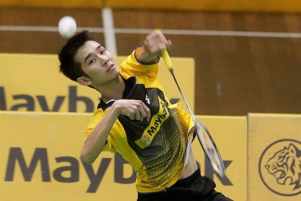 Chong Wei Feng defeated backup shuttler Chong Yee Han to win the KL Open title.