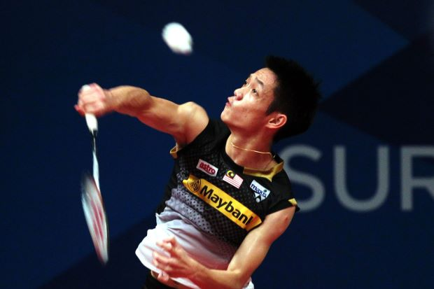 Malaysia shuttler Liew Daren said not playing in the SEA Games next month will allow him to fully recover from a persistent foot injury.