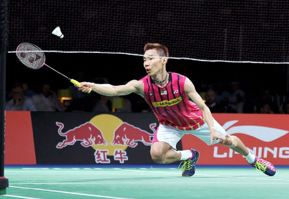 BWF: Lee Chong Wei provisionally suspended