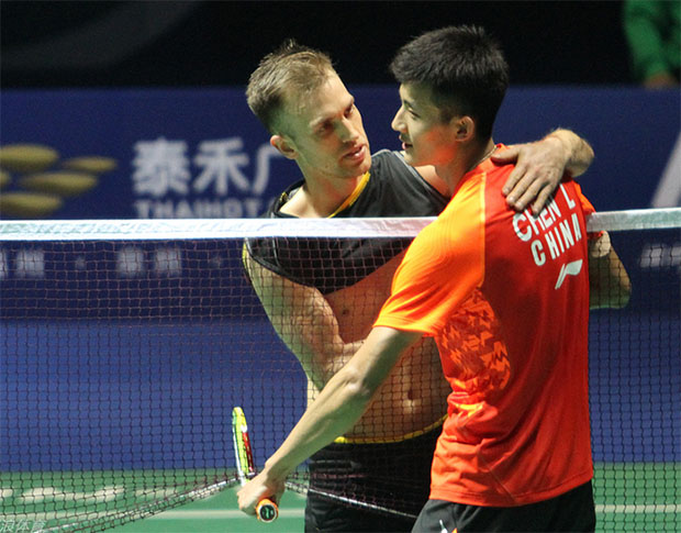 China Open: Chen Long & Chong Wei Feng out, Lin Dan moves into 3rd round