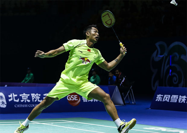 Lin Dan: We need Lee Chong Wei