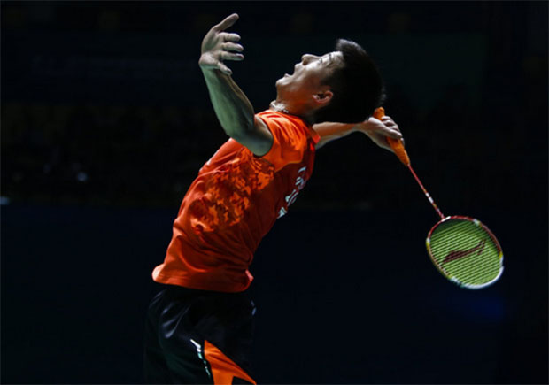 Chen Long vows to bounce back in Hong Kong Open