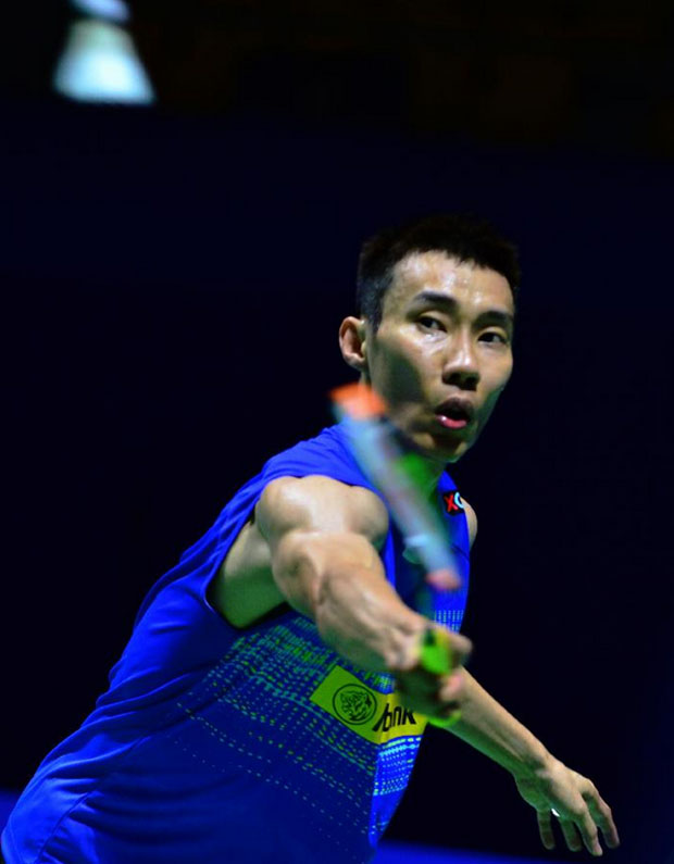 Lee Chong Wei eases past Tommy Sugiarto in Hong Kong Open first round