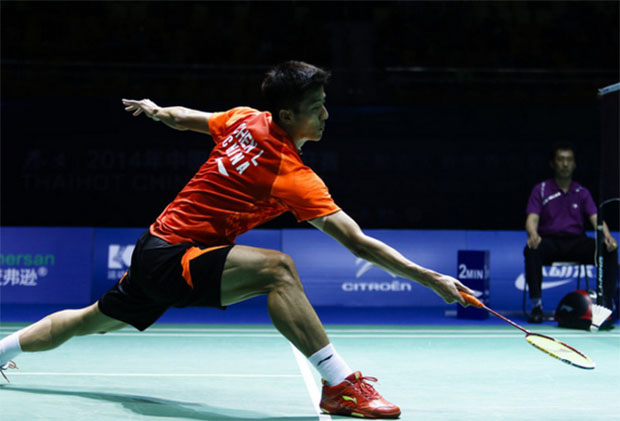 Hong Kong Open: Chen Long, Chong Wei Feng reach 2nd round