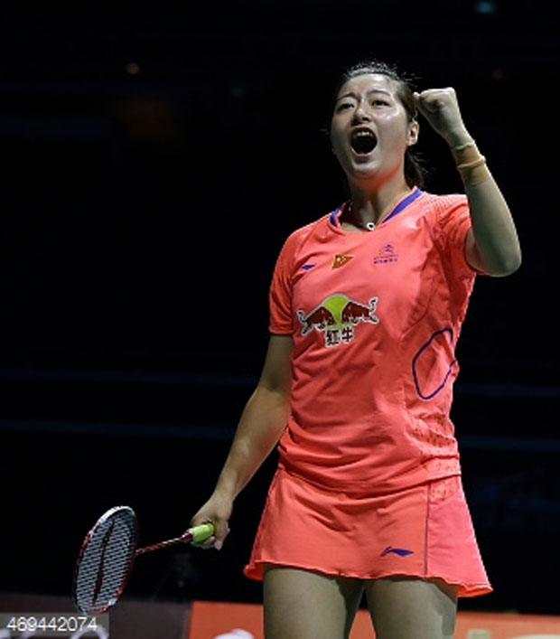 Chinese shuttler Yu Xiaohan tested positive for diuretic furosemide