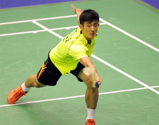 Chen Long beats Kidambi Srikanth to reach Hong Kong Open final
