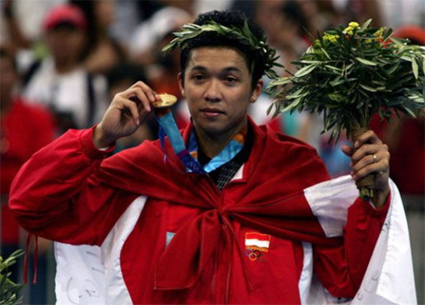 Taufik Hidayat warns shuttlers over badminton doping case