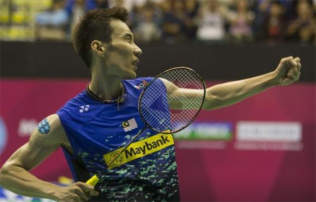Lee Chong Wei withdraws from Macau Open
