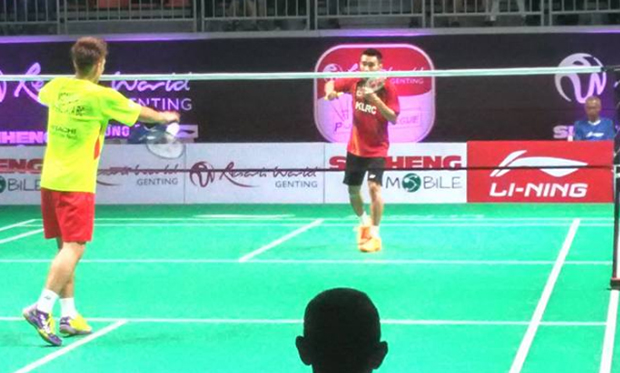Lee Chong Wei beats Kento Momota to lead Petaling Jaya over Ampang Jaya