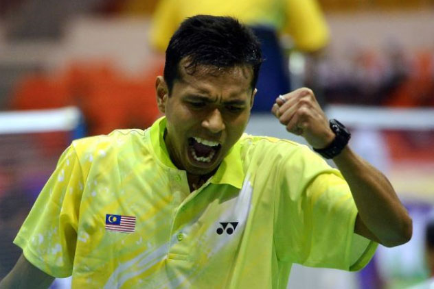 Korean Open: Iskandar, Kian Meng in quarters