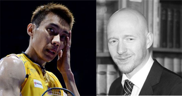 Lee Chong Wei receives overwhelming support