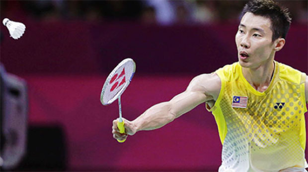 Support Lee Chong Wei