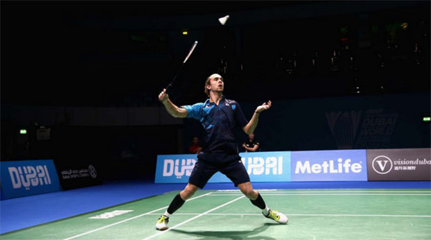 Superseries Finals: Chen Long, Jan Jorgensen start with win