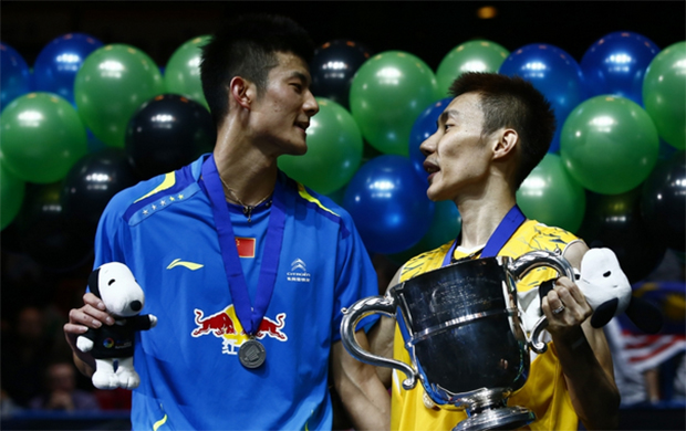 Chen Long set to overtake Lee Chong Wei's No 1 spot on Thursday