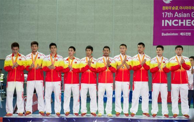 A tumultuous year for Chinese men's badminton team