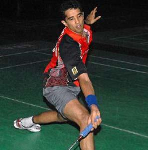 Bhat triumphs in German Open badminton tournament