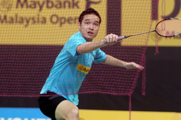 Ow Yao Han has been without partner Teo Kok Siang since Kok Siang was injured during a car accident in January, ruling him out for at least three months.