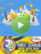 2013 India Open - Badminton Videos