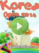 2014 Korea Open - Badminton Videos